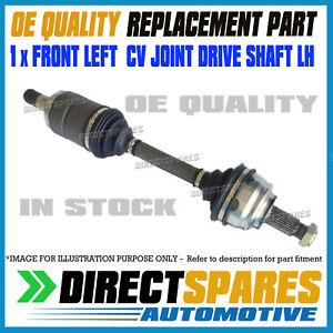 BMW X5 E53 3.0i 3.0L 6cyl Petrol Manual Wagon AWD CV Joint Drive Shaft LEFT LH