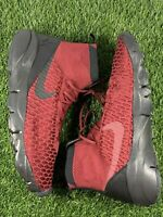 Nike Air Footscape Magista FK FC Men's 11.5 Shoes Team Red Black 830600-600 Rare