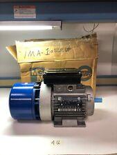 Ba71B6 Mgm Motori Elettrici Serravalle Motor 0.5hp 1080rpm 60Hz*Fast Shipping*