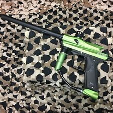 *USED* Azodin Kaos 2 Semi-Automatic Mechanical Paintball Gun Marker - Lime