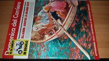 Rivista Domenica del Corriere n. 29 1976 con poster gigante Magnum 50 Benelli