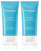Neutrogena Hydro Boost City Shield, Hydrating Lotion SPF 25, 1.7 oz (2 Pack)