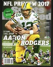 Sports Illustrated 2017 Green Bay Packers Aaron Rodgers Newsstand Issue NR/Mint