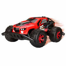 Power Drive Monster Truck RC  Vehicle by Kid Galaxy w/ 20 Volt Battery - RED