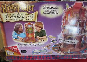 2001 MATTEL HARRY POTTER ADVENTURES THROUGH HOGWARTS ELEC 3D GAME SPARE/REPLACEM