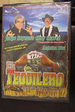 EL Tequilero Dvd movie pelicula Jorge Reynoso Chuy chavez film
