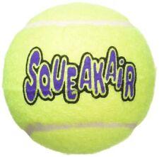 Dog Toy Ball Medium Kong Squeaky Toss Fetch Tennis Ball Toy Pet Activity Game