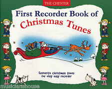 Play Easy Recorder Christmas Learn to Play Xmas Songs Carols Music Book