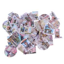 45pcs/lot Travel Landscape Mini Sticker Decor DIY Diary Scrapbook Label P&C'