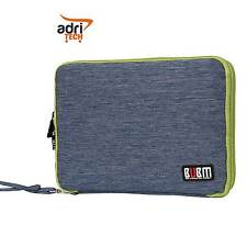 ORGANIZER CUSTODIA IPAD IPHONE 6 CAVI PC USB PEN DRIVE HARD DISK CARICA BATTERIA