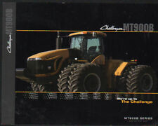 """AGCO Challenger """"MT900B Series"""" Articulated Tractor Brochure Leaflet"""