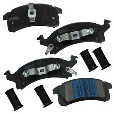 Disc Brake Pad Set-Stop Semi-Metallic Brake Pad Front Bendix SBM506