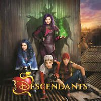 Descendants : Various Artists NEW CD Album (8732912     )