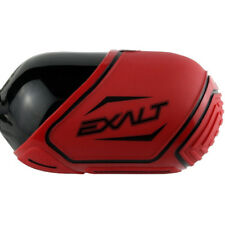 Exalt Paintball Tank Cover - Medium 68-72ci - Red