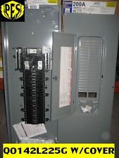 SALE!! ~ NEW SQUARE D QO142L225G LOAD CENTER 42CKT 225A PANEL W/ FREE COVER