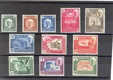 Lightly Hinged Adeni Colony Stamps (Pre-1967)