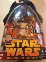 Obi-Wan Kenobi Figure Hasbro Star Wars Revenge of the Sith New Sealed