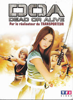 COREY YUEN - DOA Dead Or Alive - DVD - TF1 Vidéo - VF + VOST - 5.1 & DTS - FR