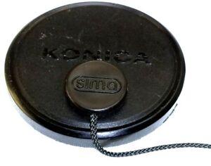 Konica Lens Cap slip on type Rangefinder 46-47mm rim (48mm ID) Slip on type
