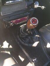 Shift Boot Black Mg Midget Austin Healey Sprite