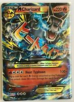 MEGA Charizard EX ULTRA RARE 12/83 XY Generations Pokemon Card HOLO NM Set
