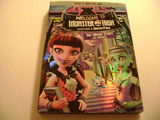 Welcome to Monster High / Bienvenue À Monster High (DVD, 2016) Mattel, Universal