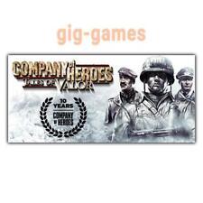Company of Heroes: Tales of Valor PC spiel Steam Download Link DE/EU/USA Key