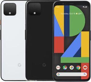 "Google Pixel 4 5.7"" Black&White 64GB SmartPhone Unlocked New Other Original"