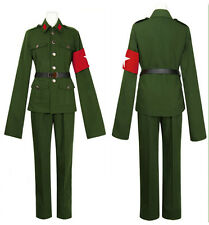 Clearance-Axis Power Hetalia APH China Costume (Male; Ht:5'10'';Wt:142 lb)