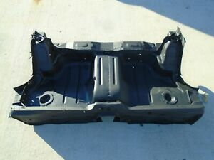 380SL 450SL 560SL R107 MERCEDES-BENZ OEM LEFT RIGHT REAR SEAT PAN