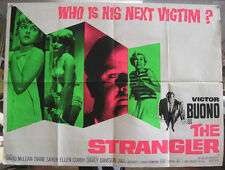 Horror Original UK Quad Film Posters (Pre-1970)