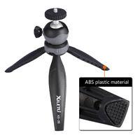 Mini Camera Tripod Monopod Desktop Ball Head Holder for DSLR Camera BT
