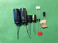 Marantz 1060 Power Supply Capacitor Upgrade Set High-Quality Amplifier Recap Kit