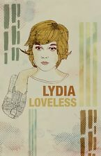 Lydia Loveless Poster Limited Edition 13 x 19 Inches Alt Country Music Pop Art