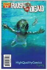 RAISE the DEAD #4, Zombies, Undead, Suydam, 2007, VFN+, more horror in store