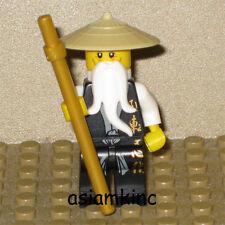 LEGO Ninjago Mini Figure Minifigure Minifig Sensei Wu