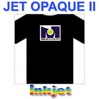 """Jet Opaque II Transfer Paper 8-1/2"""" x 11"""" 25 SHEETS By Neenah"""