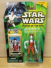 Star Wars: Power of the Jedi Aurra Sing Bounty Hunter NOC