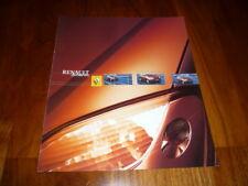 Renault Scenic Prospekt 03/2001