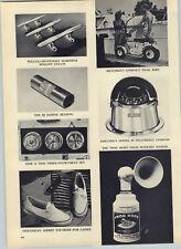 Anuncio de papel 1969 2 PG Heathkit Compacto Mini Trail Bike 5 Hp