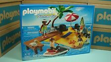 Playmobil Vacation Holiday Island summer series NEW IN BOX toy diorama 116