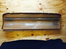 1932 Ford Cabriolet top pan behind seat w/wood trim this very good repro
