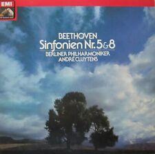 BERLINER PHILHARMONIKER  - ANDRE CLUYTENS - BEETHOVEN - LP
