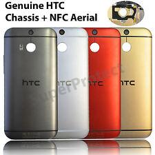 Original HTC One M8 Arrière Cache Batterie Arrière Housse Boitier De Rechange