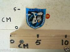 STICKER,DECAL APOLLO STAFFORD YOUNG CERNAN SHELL SPACE ROCKET