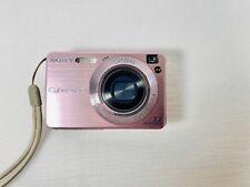 Sony Cyber-shot DSC-W120 Digital Camera - Pink- No Charger