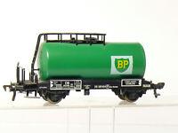 Fleischmann 5402 H0  2-achsiger Kesselwagen BP der DB, grün