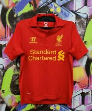 Liverpool Fc Reds Football Shirt Soccer Jersey Training Top Warrior Youth Size S