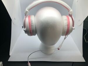 SADES MPOWER Stereo Gaming Headset angel edition Pink