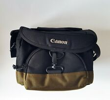 Fully Padded CANON Camera Bag. With Shoulder Strap + Waist Belt.